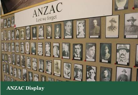 ANZAC Display