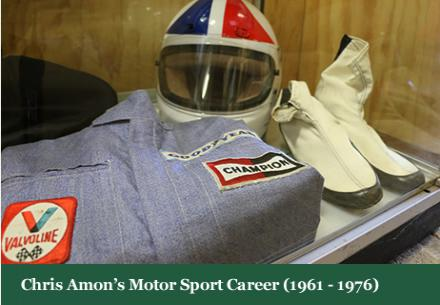 Chris Amons Motor Sport Career