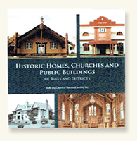 Historic Homes, Churches and Public Building